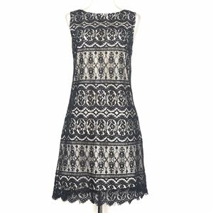 M. Kalan Dresses - M. Kalan Black Lace Sleeveless Dress A160615